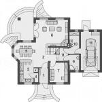 Krasna kuća sa potkrovljem (5)