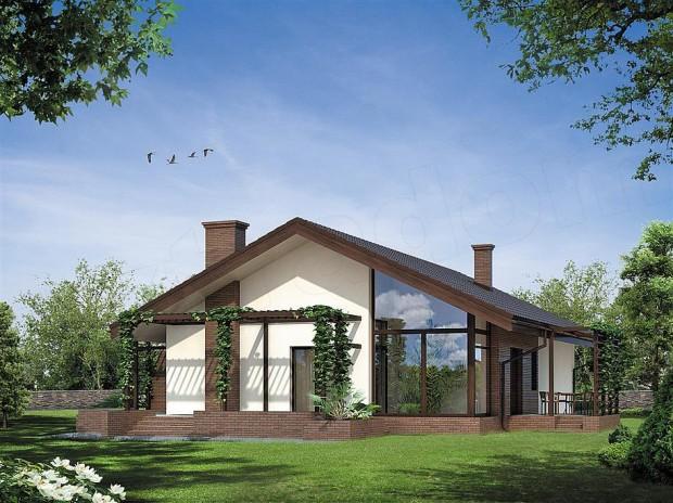 Lijepa kuća sa potkrovljem (2)
