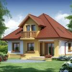 Lijepa kuća sa potkrovljem (3)