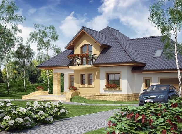 Prekrasna kuća (2)