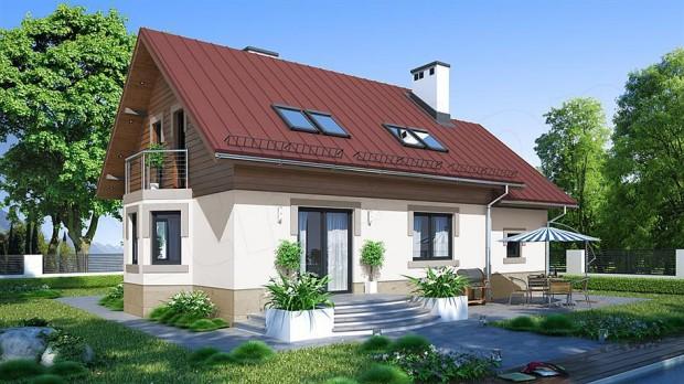 Prelijepa kuća sa potkrovljem (2)