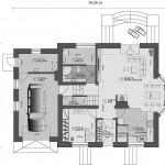 Prelijepa kuća sa potkrovljem (3)