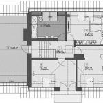 Prelijepa kuća sa potkrovljem (4)