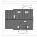 Prelijepa kuća sa potkrovljem (5)