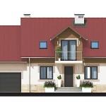 Prelijepa kuća sa potkrovljem (6)