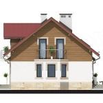 Prelijepa kuća sa potkrovljem (9)
