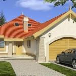 KUĆA IZ SNOVA: Atraktivna kuća sa 5 soba i divnom terasom (DETALJAN PLAN)
