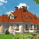 KUĆA IZ SNOVA: Predivna kuća sa 3 spavaće sobe, radnom sobom i terasom (DETALJAN PLAN)