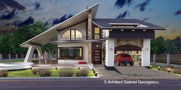 Predivna raskošna kuća (2)