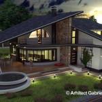 Predivna raskošna kuća (4)