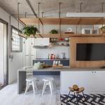 Transformacija dvosobnog stana sa smjelim enterijerskim rješenjima