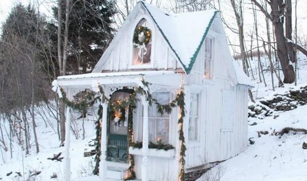Kućica u šumi  15