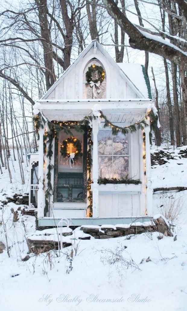 Kućica u šumi  23