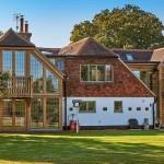 RUSTIČNI DOM PUN LUKSUZA: prelijepa kuća u kojoj dominira drvo
