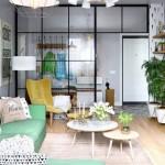 VEDRO UREĐENJE: Fora stan od 65 kvadrata