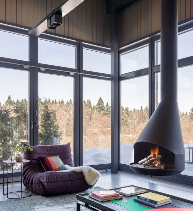 Kuća u skandinavskom stilu
