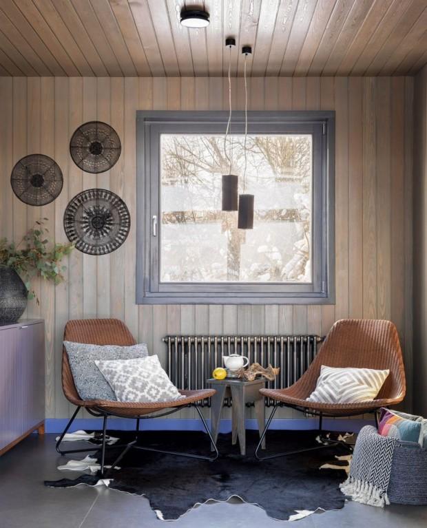 Kuća u skandinavskom stilu. 3