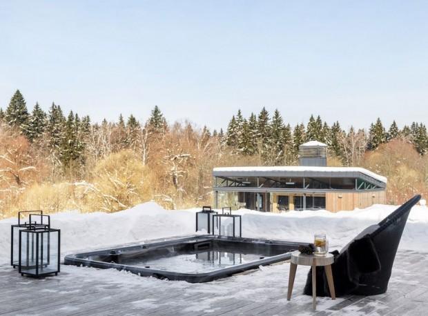 Kuća u skandinavskom stilu. 9