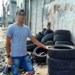 Mladić je došao na ideju kako da iskoristi stare automobilske gume: Oduševio je sve vlasnike životinja