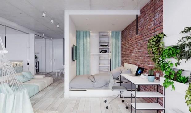 spavaće sobe u stanovima 5