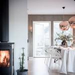 Divan porodični dom koji zrači udobnošću i toplinom