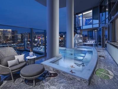 Sky Villa je najskuplja hotelska soba na svijetu, noć košta 100.000 dolara