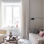 Mali divni stan uređen za mladu ženu