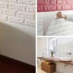 Zapanjujuće ideje za uređenje zidova sa 3D panelima