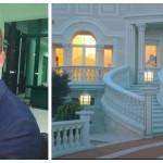 Zavirite u dom Stanivukovića, novi gradonačelnik Banje Luke, mozaik od 24K zlata