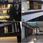 Pogledajte kako izgleda nova luksuzna vila Edina Džeke u centru Sarajeva